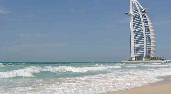 The Jumeirah Beach – Dubai