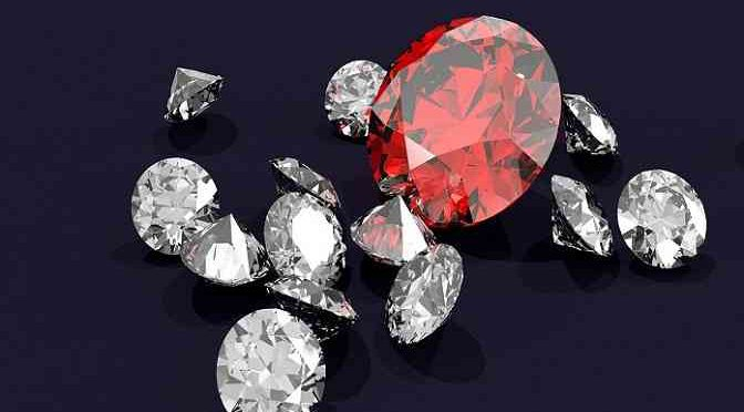 the theft of the expensive ruby